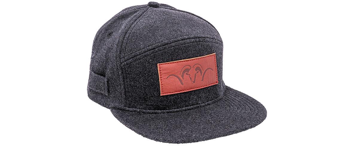 Loden - Snapback Cap - Grau