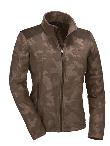 Camo-Art Mira - Fleece Jacke - Camo