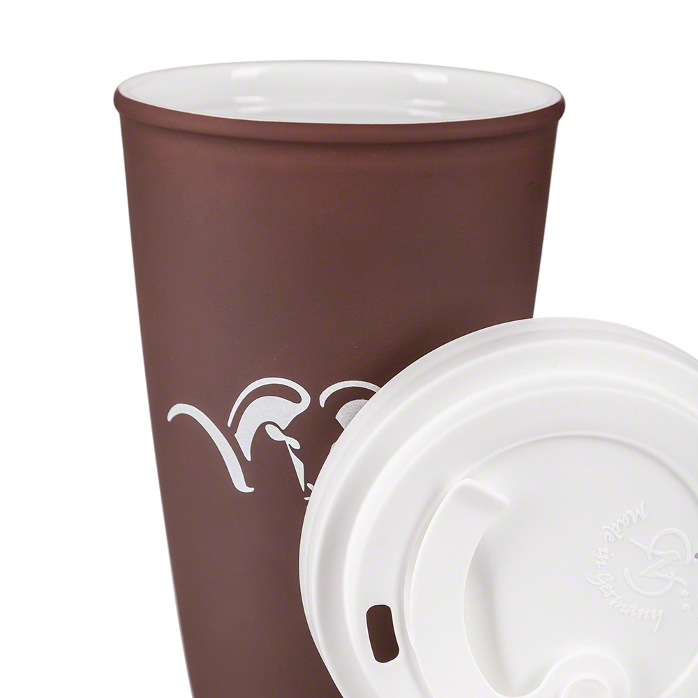 Coffee2Go - Becher - Braun